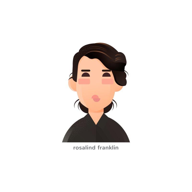 Rosalind Franklin Kids Baby T-Shirt by Narrative Shop