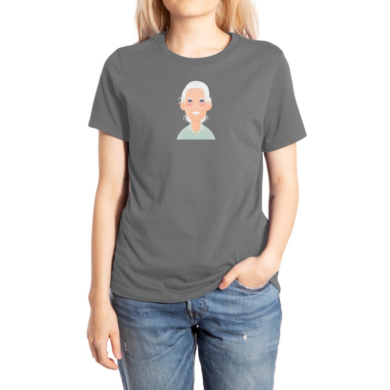 Jane Goodall Women's T-Shirt by Narrative Shop