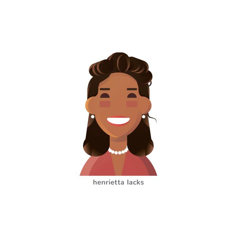Henrietta Lacks Women's Tank by Narrative Shop