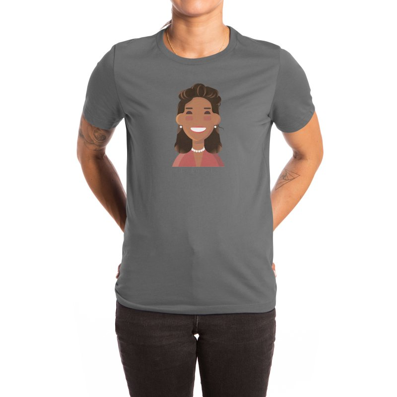 Henrietta Lacks Women's T-Shirt by Narrative Shop