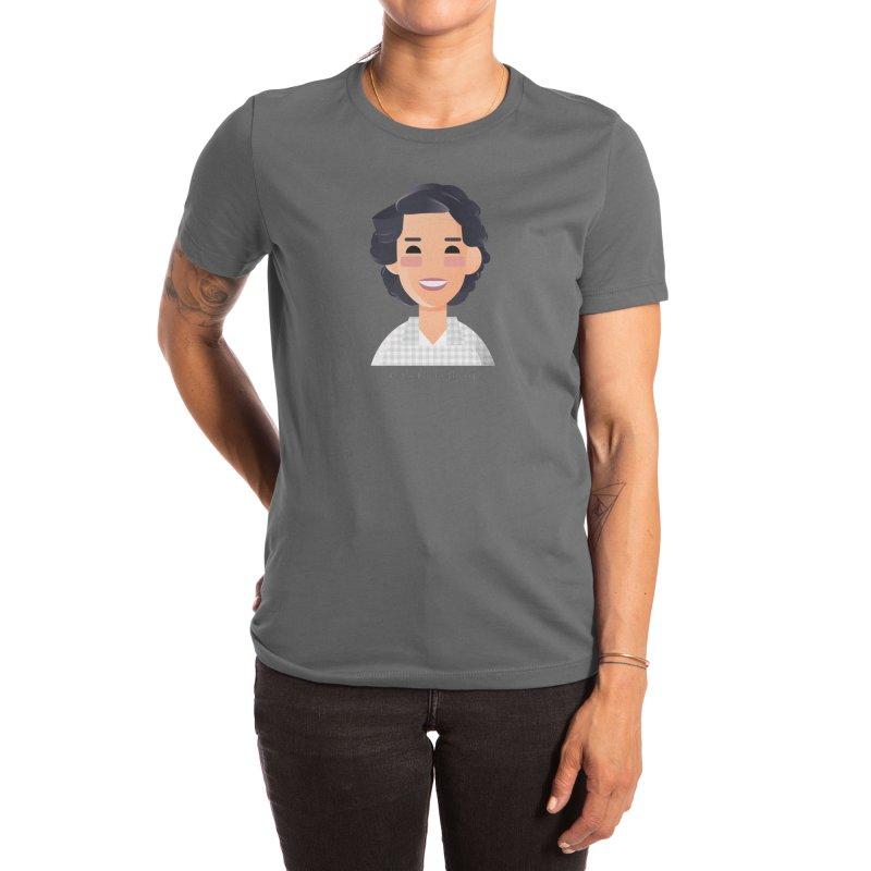 Esther Lederberg Women's T-Shirt by Narrative Shop