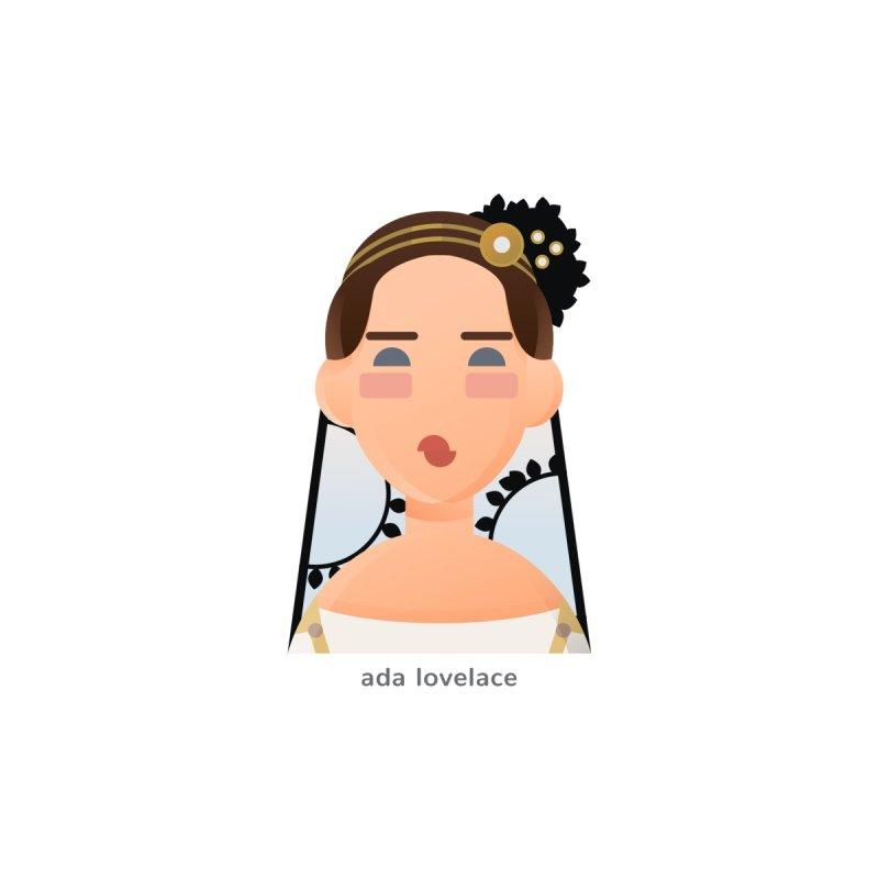 Ada Lovelace Men's T-Shirt by Narrative Shop
