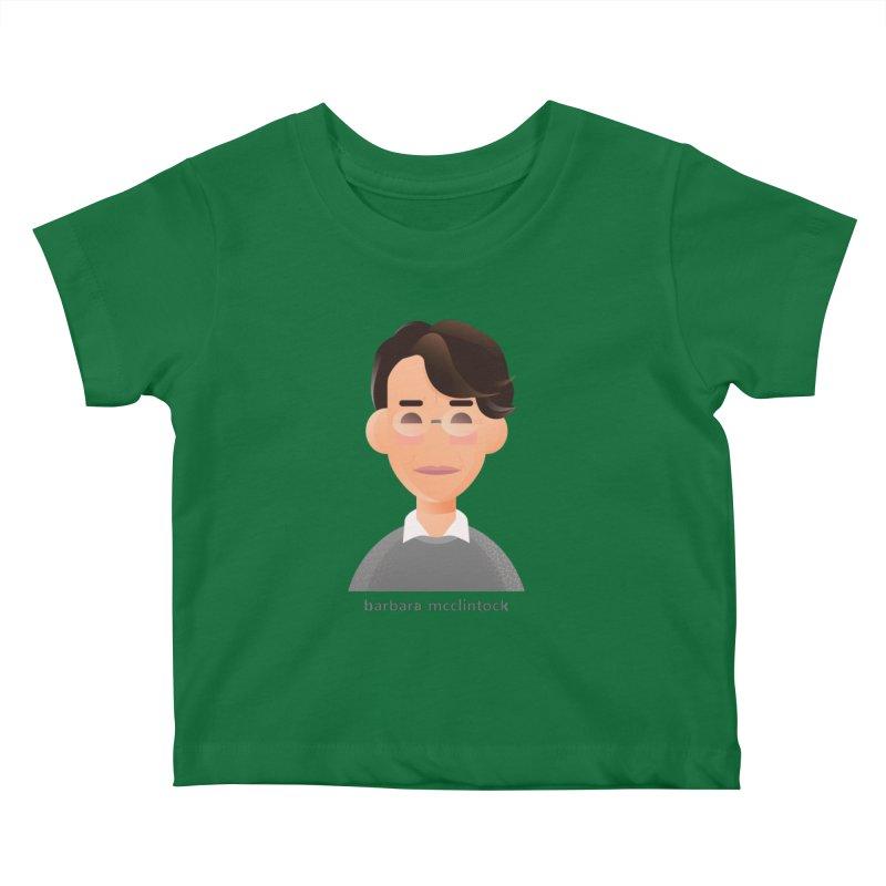 Barbara McClintock Kids Baby T-Shirt by Narrative Shop