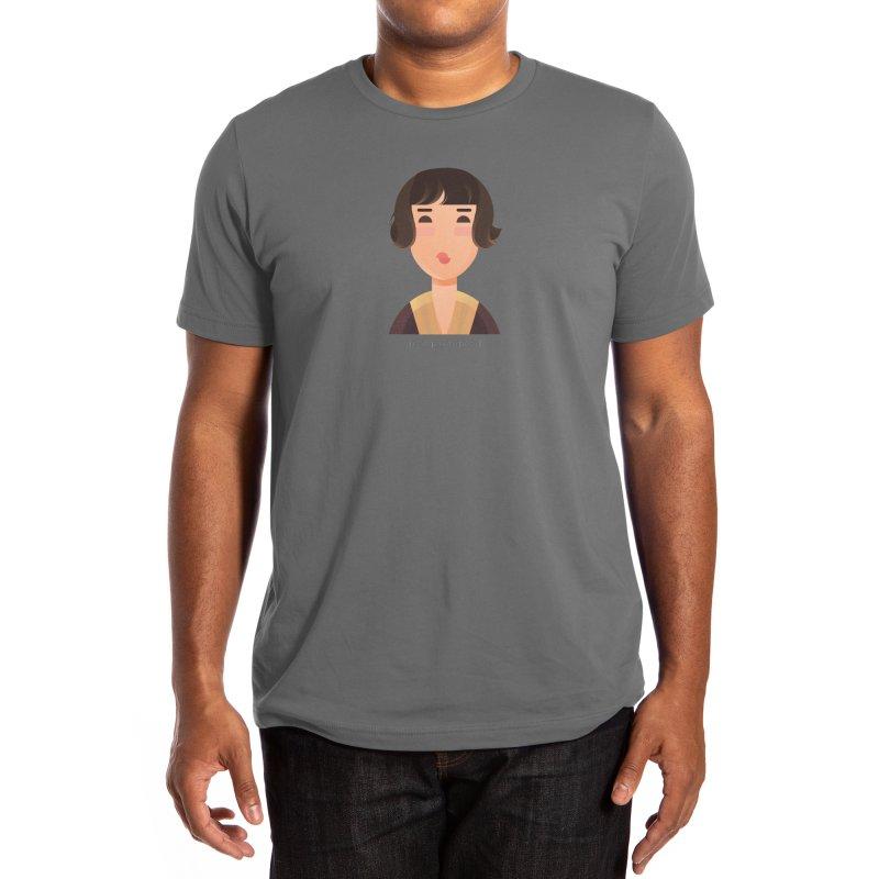 Margaret Mead Men's T-Shirt by Narrative Shop