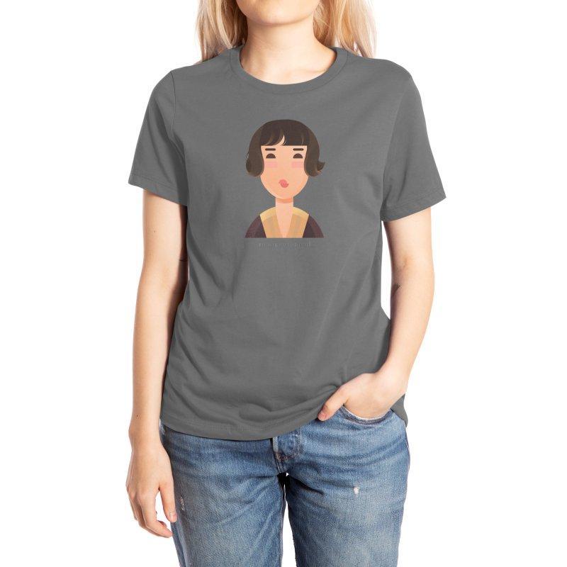 Margaret Mead Women's T-Shirt by Narrative Shop