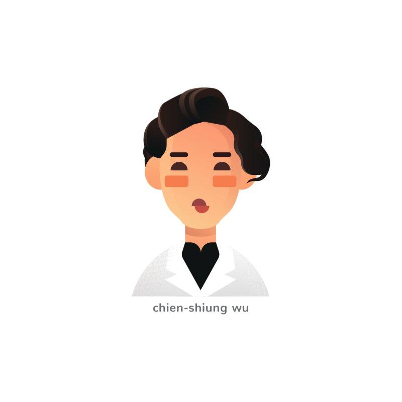 Chien-Shiung Wu Kids Baby T-Shirt by Narrative Shop