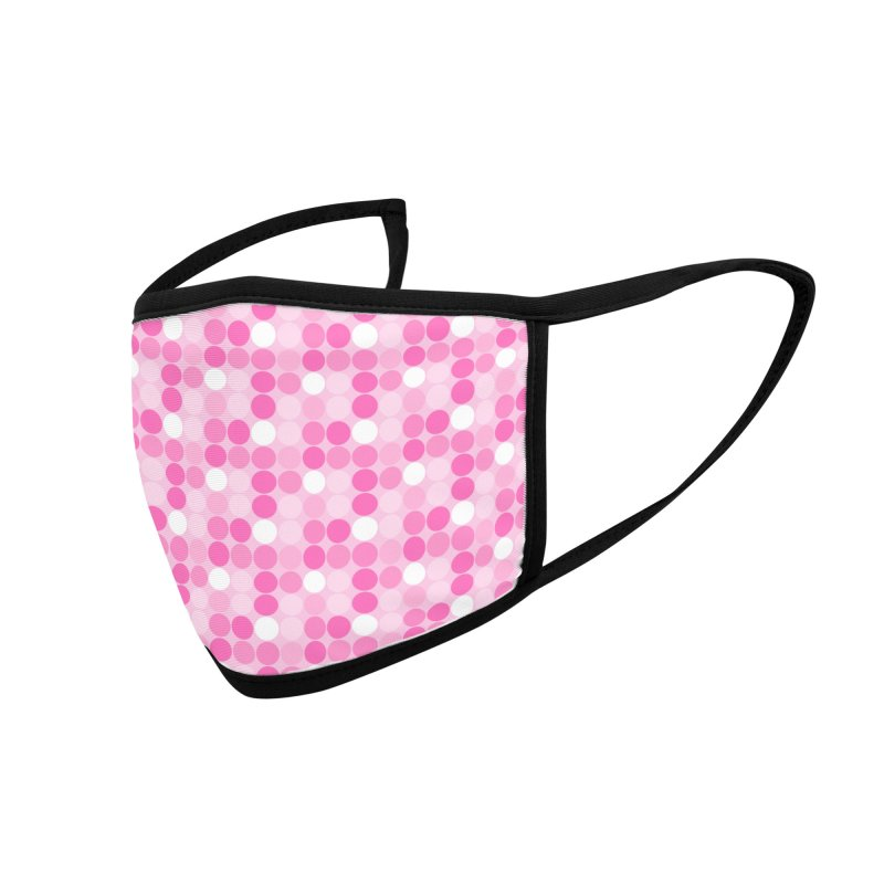 Go Pink Accessories Face Mask by Narrative Shop