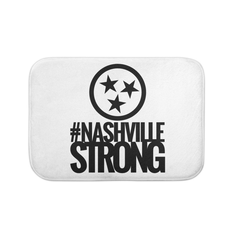 Tristar Strong by Legend Home Bath Mat by Mission Supply Co