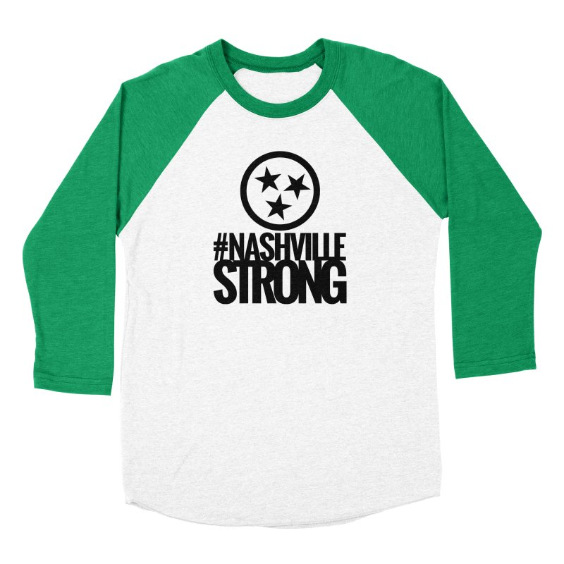 Tristar Strong by Legend Men's Longsleeve T-Shirt by Mission Supply Co