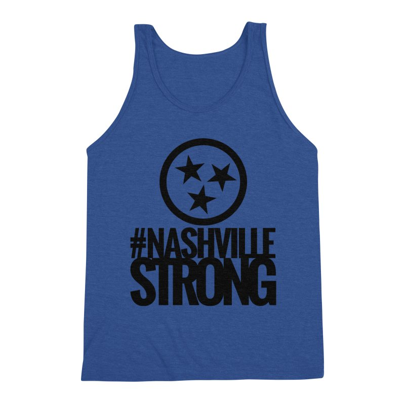 Tristar Strong by Legend Men's Tank by Mission Supply Co