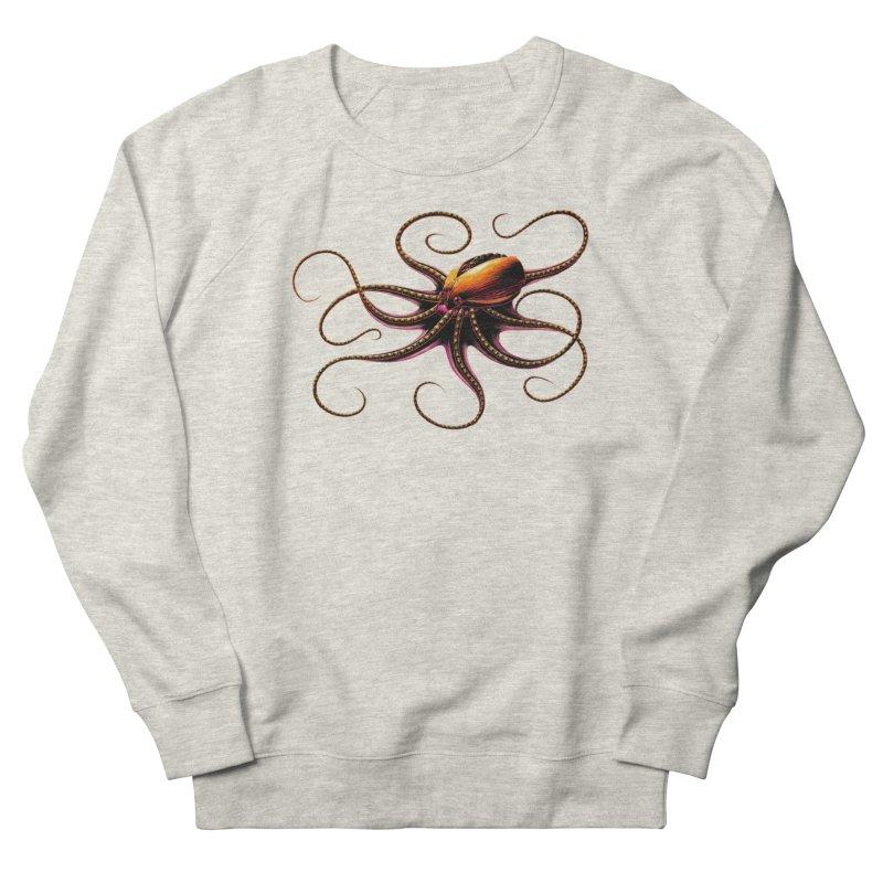 Roboctopus Women's Sweatshirt by Natalie McKean