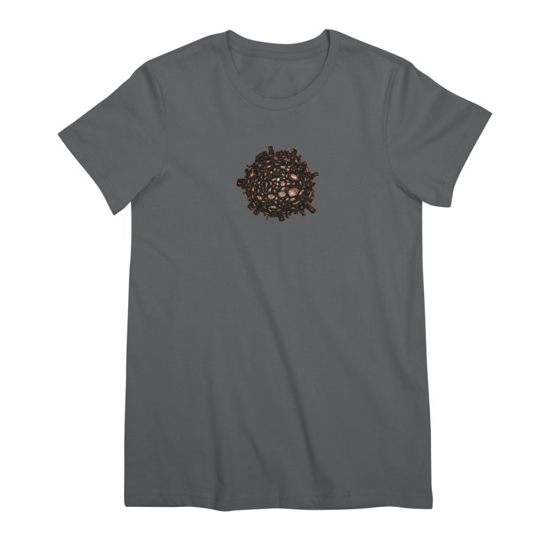 Arogonite Women's T-Shirt by Natalie McKean