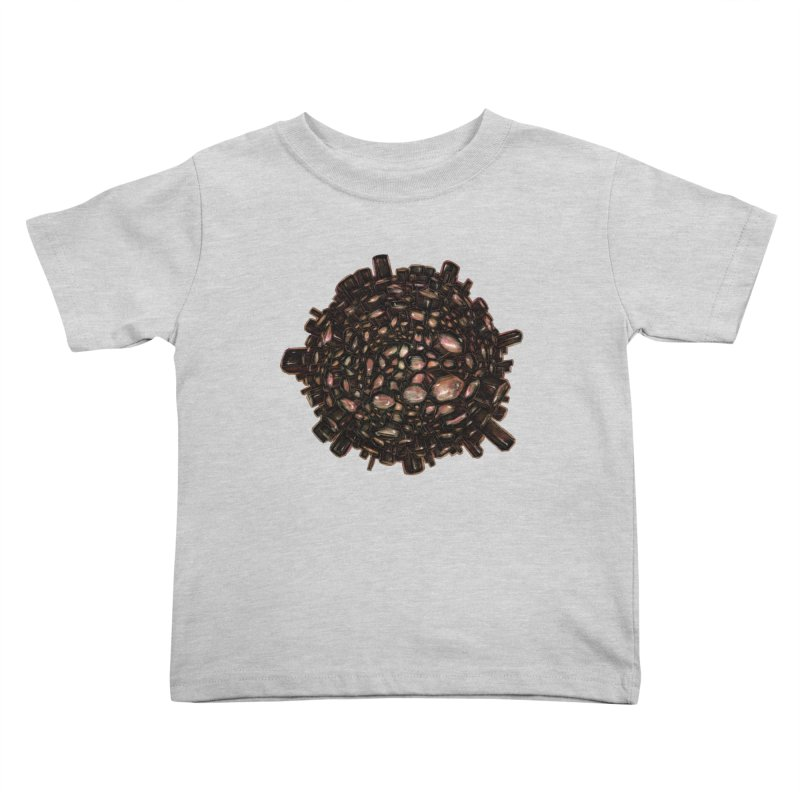 Arogonite Kids Toddler T-Shirt by Natalie McKean