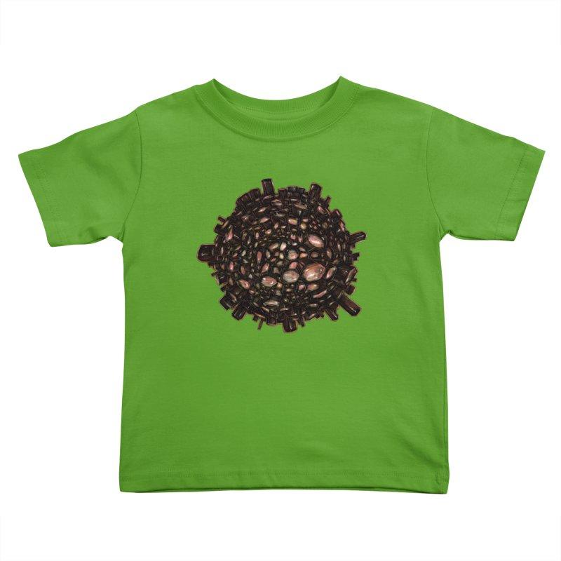 Arogonite Kids Toddler T-Shirt by Natalie McKean