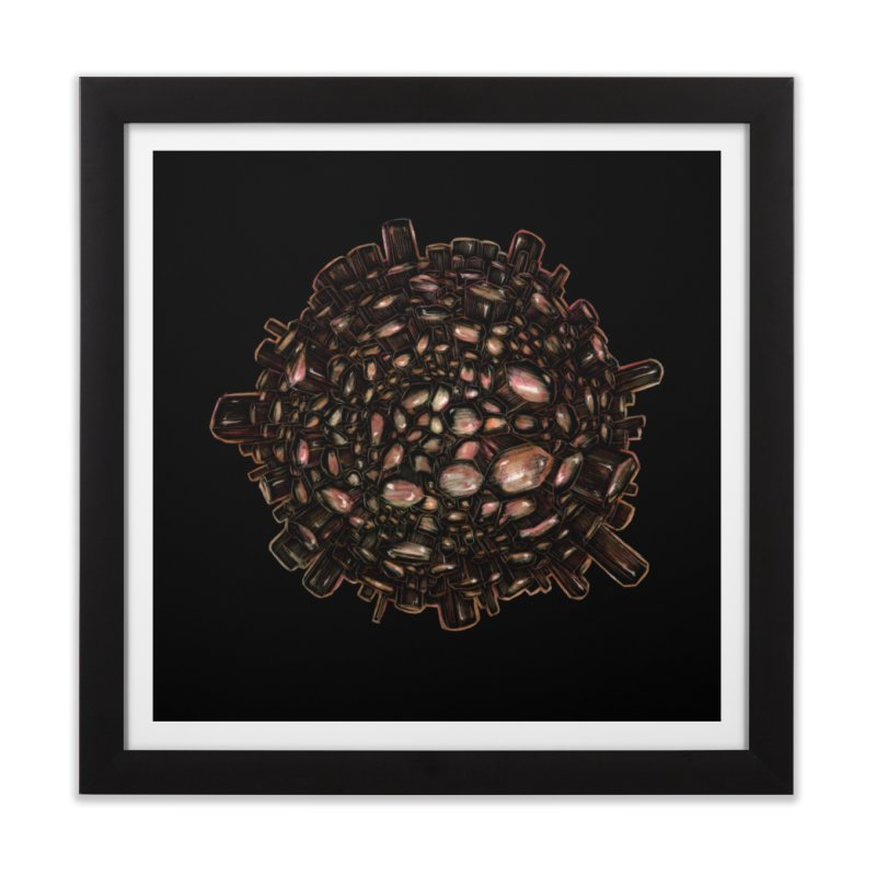 Arogonite Home Framed Fine Art Print by Natalie McKean