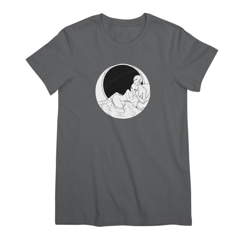 Love Beyond This World Women's T-Shirt by Natalie McKean