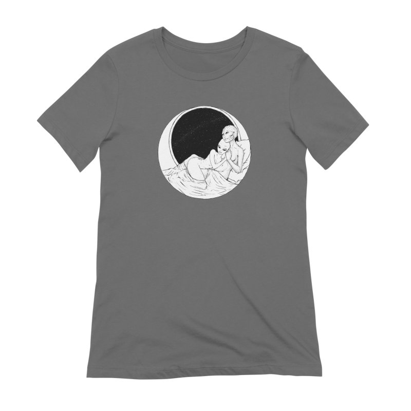 Love Beyond This World Women's T-Shirt by Natalie McKean
