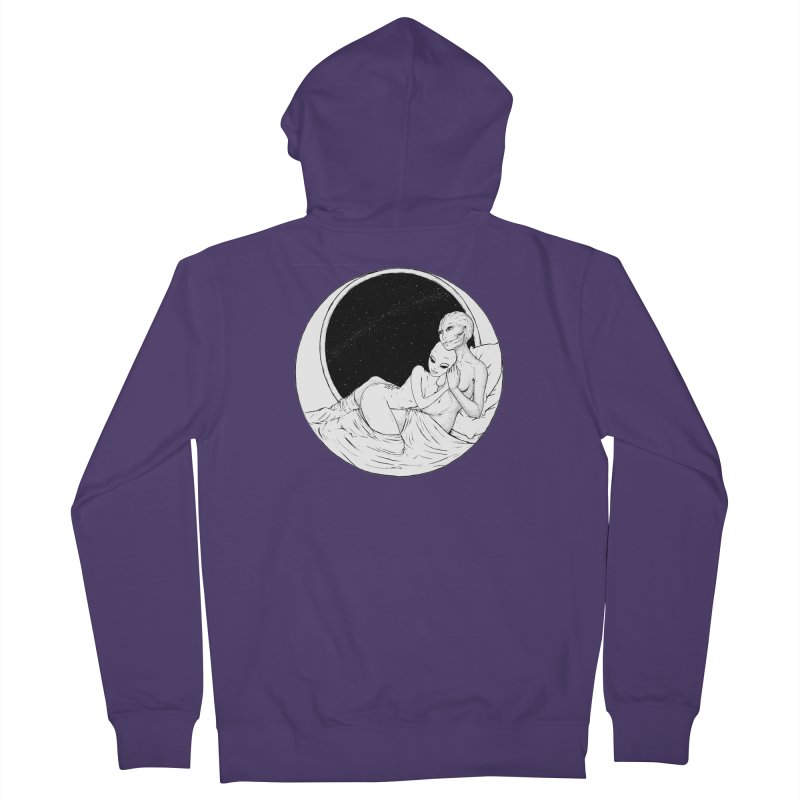 Love Beyond This World Women's Zip-Up Hoody by Natalie McKean