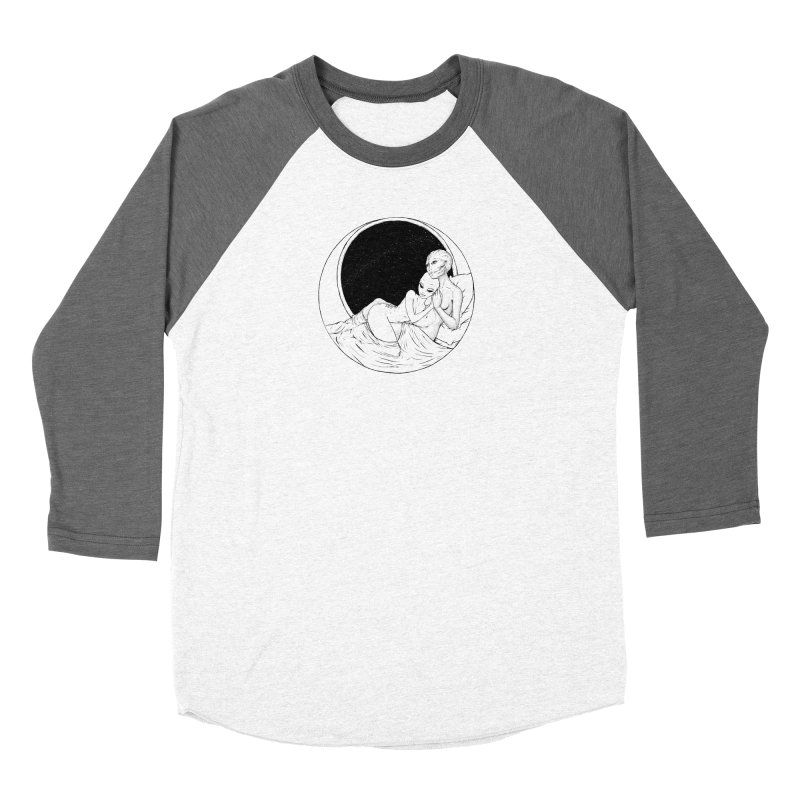 Love Beyond This World Women's Longsleeve T-Shirt by Natalie McKean