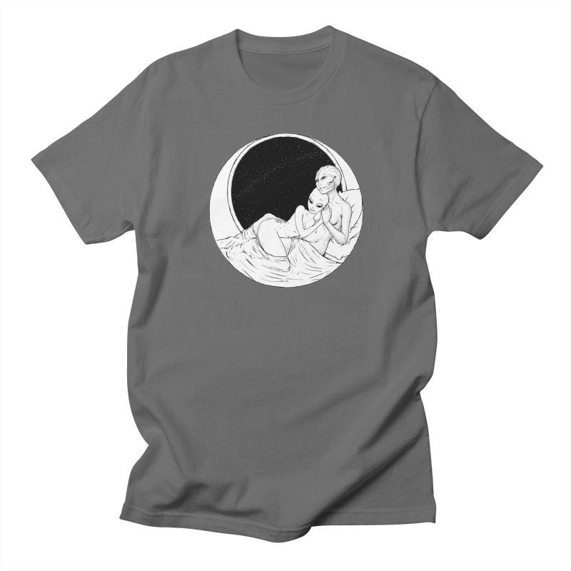 Love Beyond This World Men's T-Shirt by Natalie McKean