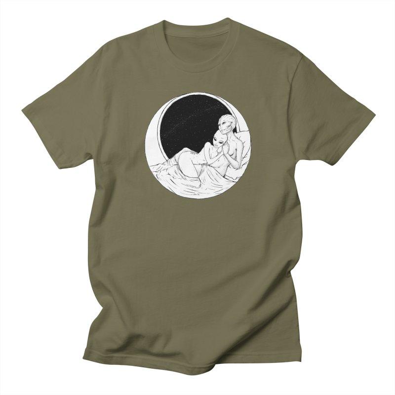 Love Beyond This World Women's Regular Unisex T-Shirt by Natalie McKean
