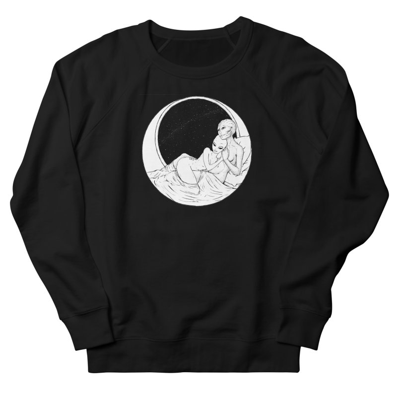 Love Beyond This World Women's French Terry Sweatshirt by Natalie McKean
