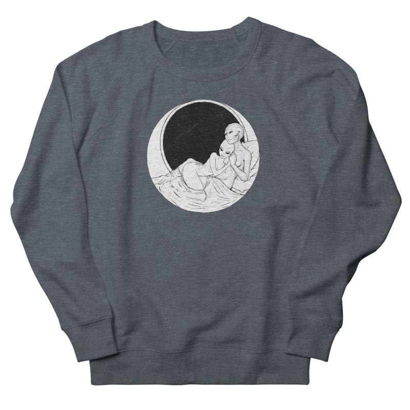 Love Beyond This World Men's French Terry Sweatshirt by Natalie McKean