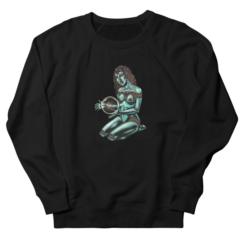 Sirius Men's French Terry Sweatshirt by Natalie McKean