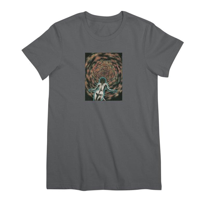 Stargate Women's T-Shirt by Natalie McKean