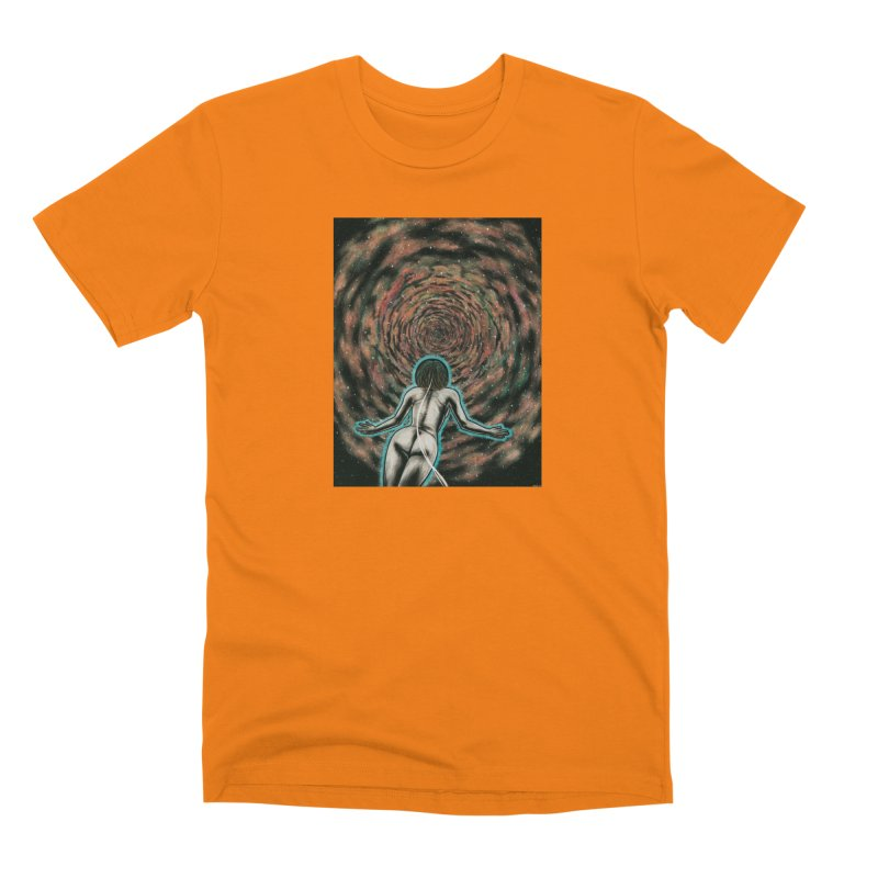 Stargate Men's T-Shirt by Natalie McKean
