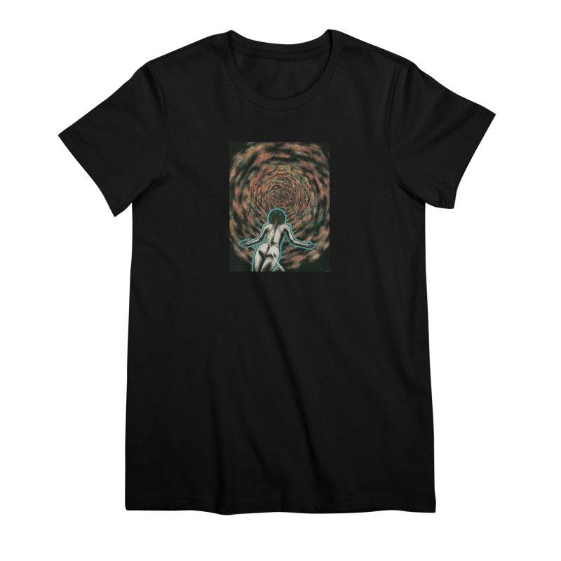 Stargate Women's Premium T-Shirt by Natalie McKean