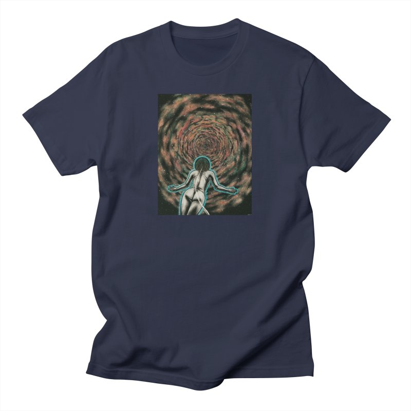 Stargate Men's T-Shirt by Natalie McKean