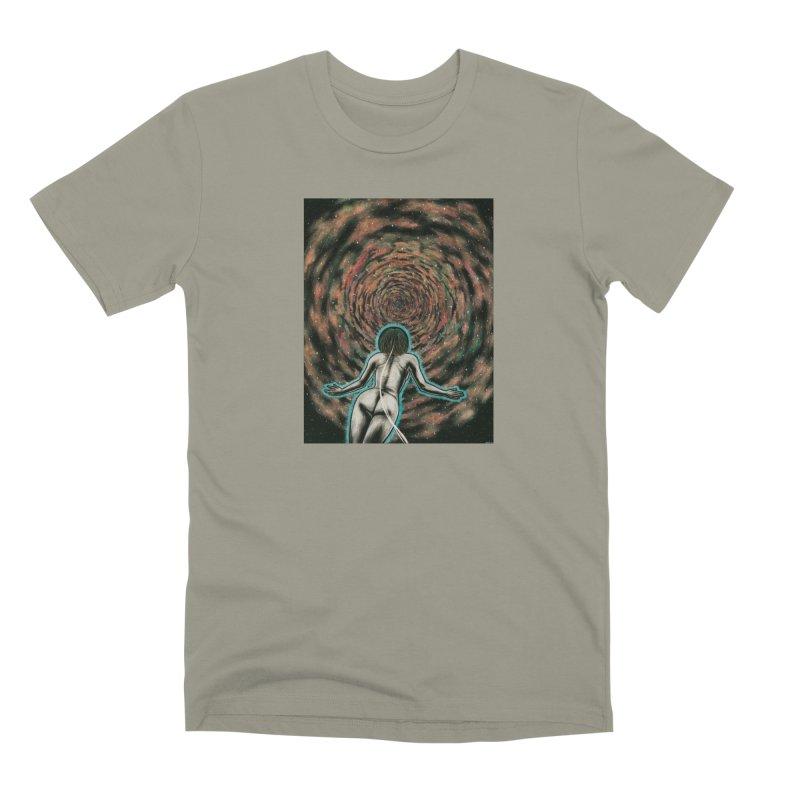 Stargate Men's Premium T-Shirt by Natalie McKean