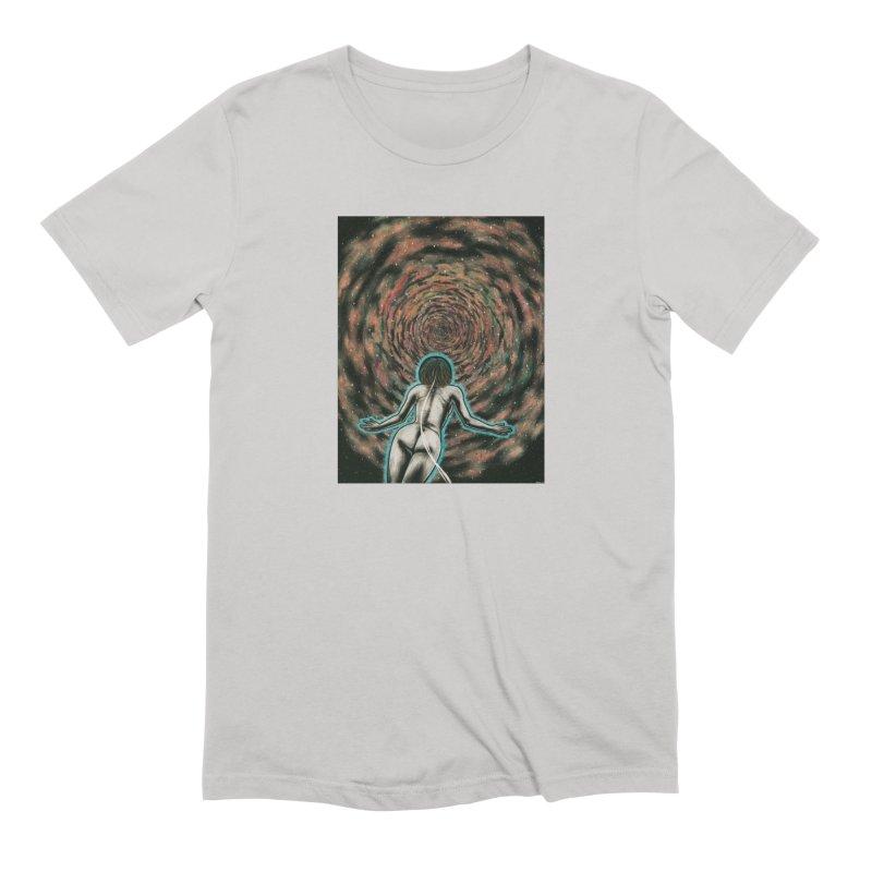 Stargate Men's Extra Soft T-Shirt by Natalie McKean