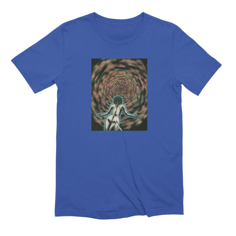 Stargate Men's Extra Soft T-Shirt by Natalie McKean