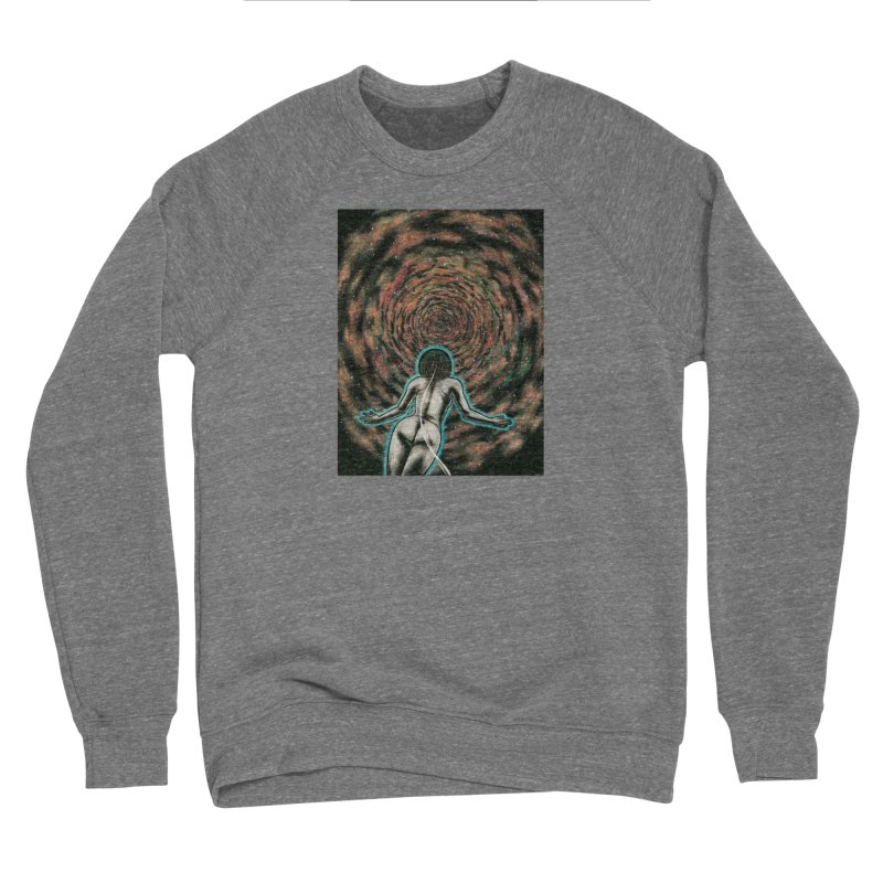 Stargate Men's Sponge Fleece Sweatshirt by Natalie McKean