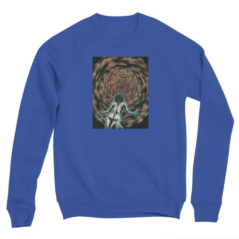Stargate Men's Sponge Fleece Sweatshirt by Natalie McKean