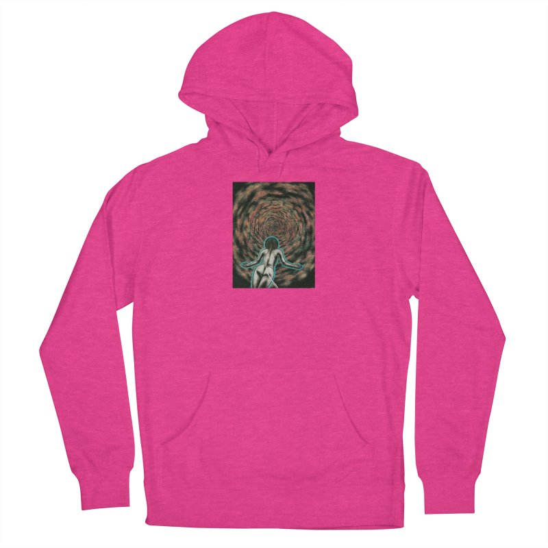 Stargate Women's French Terry Pullover Hoody by Natalie McKean
