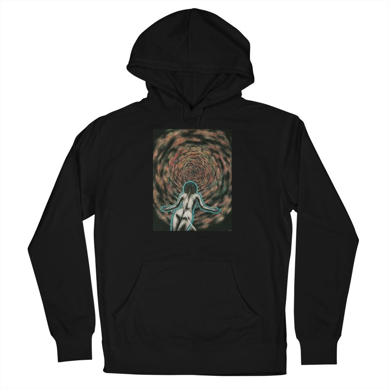 Stargate Men's French Terry Pullover Hoody by Natalie McKean
