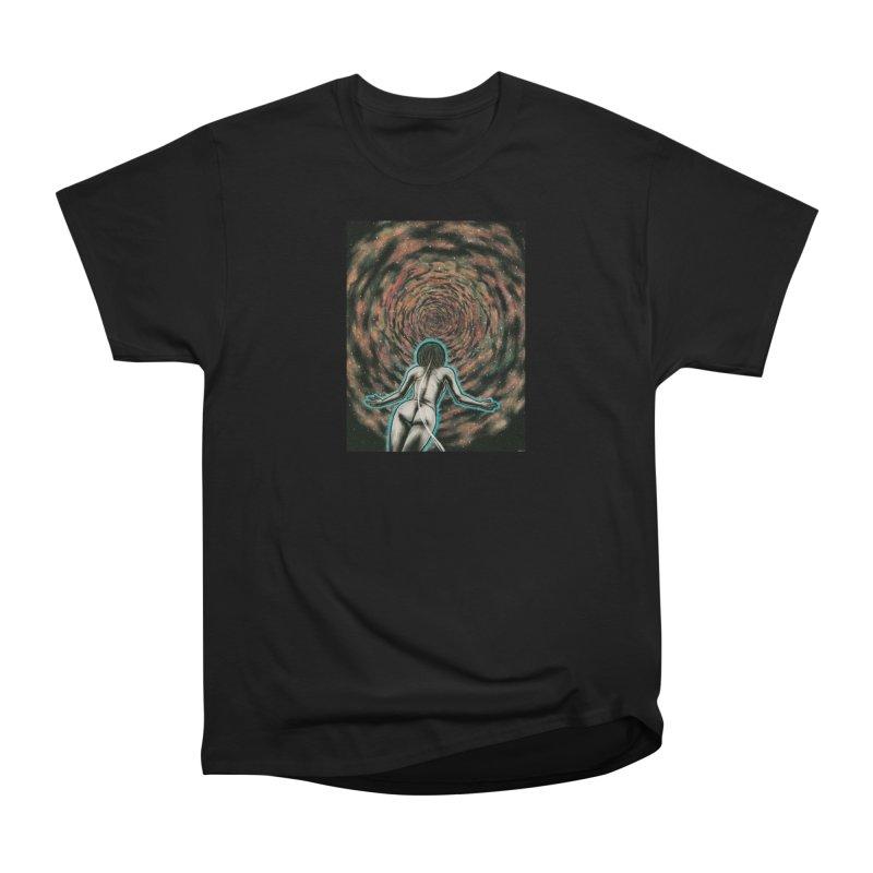 Stargate Men's Heavyweight T-Shirt by Natalie McKean