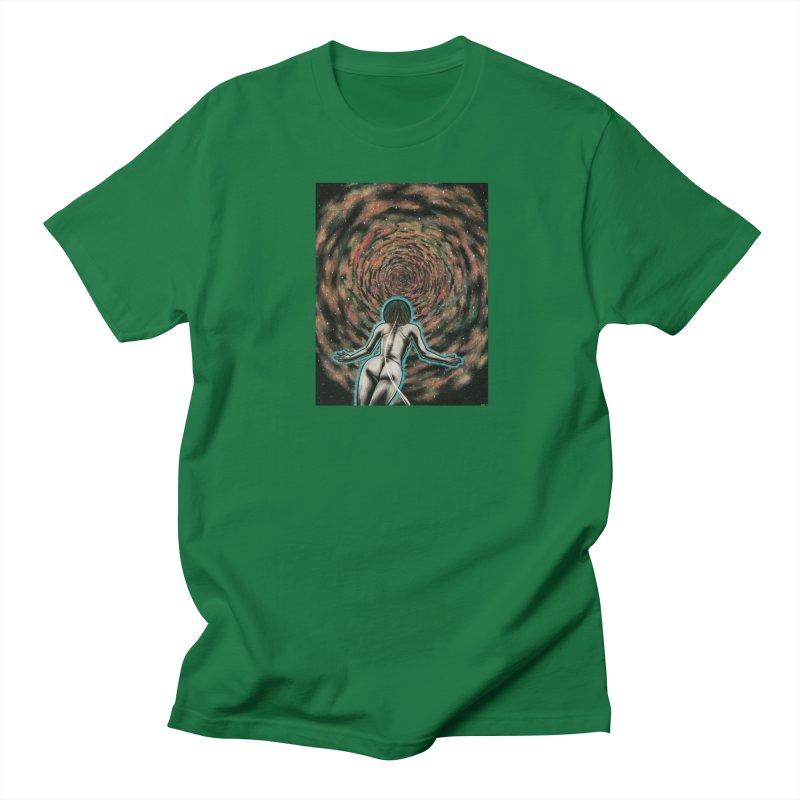 Stargate Women's Regular Unisex T-Shirt by Natalie McKean