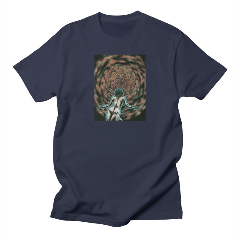 Stargate Women's Regular Unisex T-Shirt by Natalie McKean