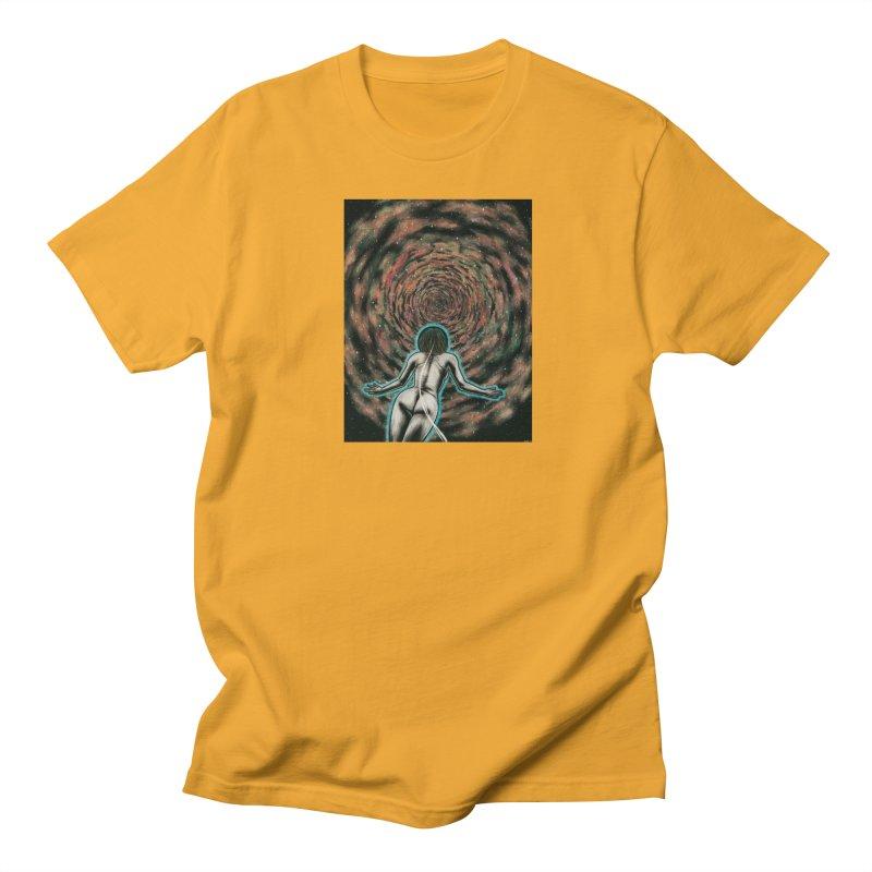 Stargate Men's Regular T-Shirt by Natalie McKean