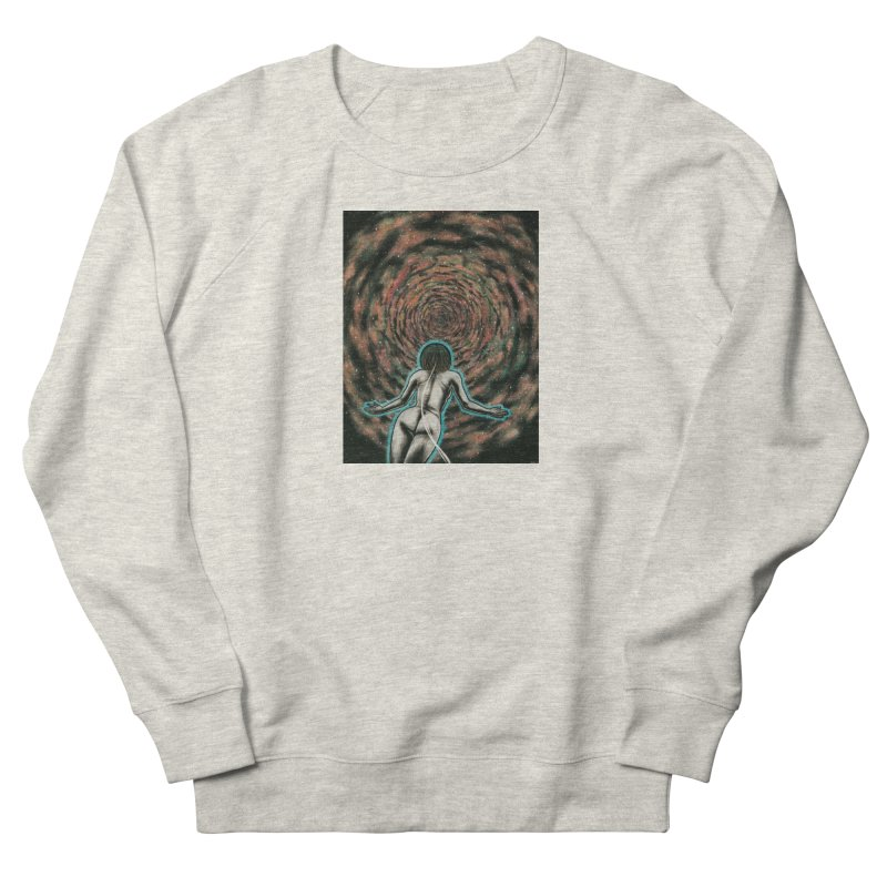 Stargate Women's French Terry Sweatshirt by Natalie McKean
