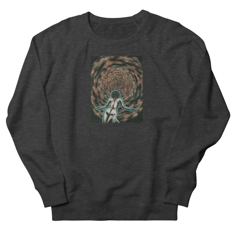 Stargate Men's French Terry Sweatshirt by Natalie McKean
