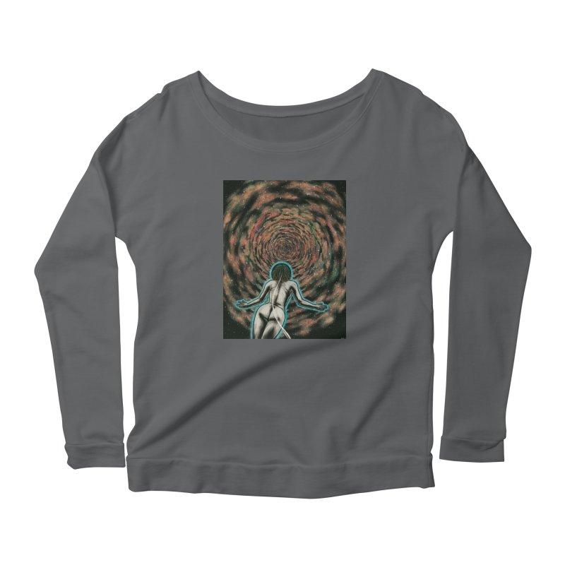 Stargate Women's Scoop Neck Longsleeve T-Shirt by Natalie McKean