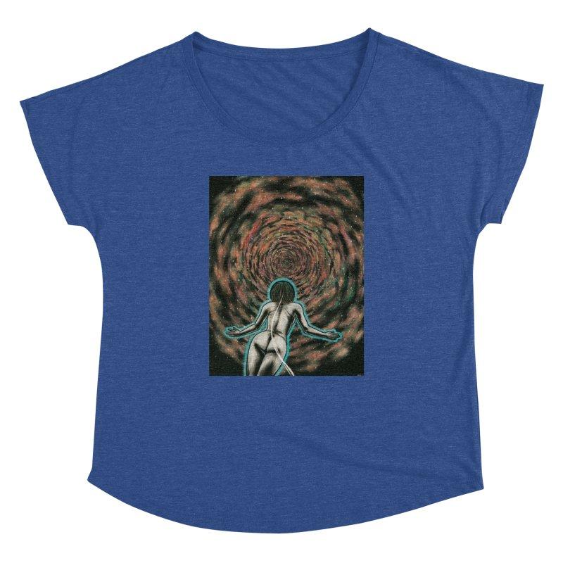 Stargate Women's Scoop Neck by Natalie McKean