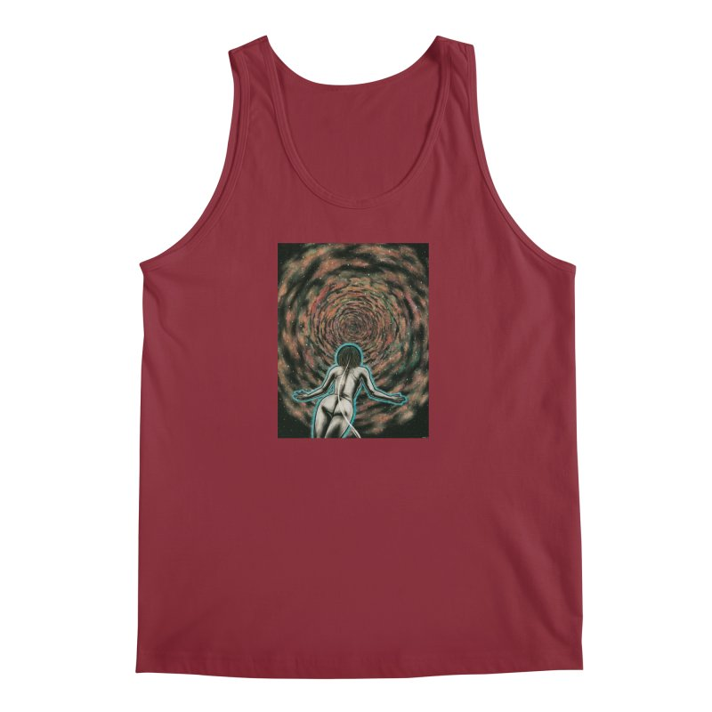 Stargate Men's Regular Tank by Natalie McKean