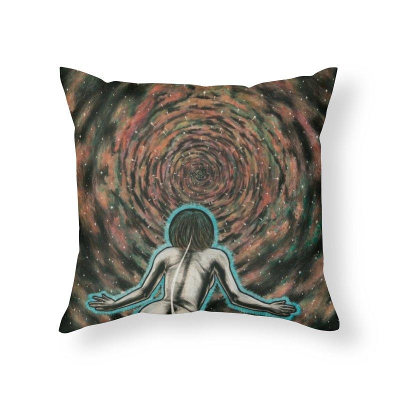 Stargate Home Throw Pillow by Natalie McKean