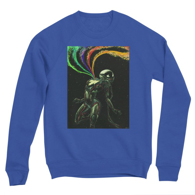 I Love You This Much Women's Sweatshirt by Natalie McKean